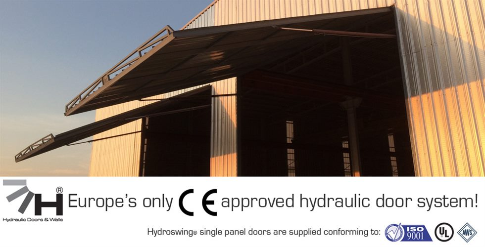ce hydraulic door by hydroswing
