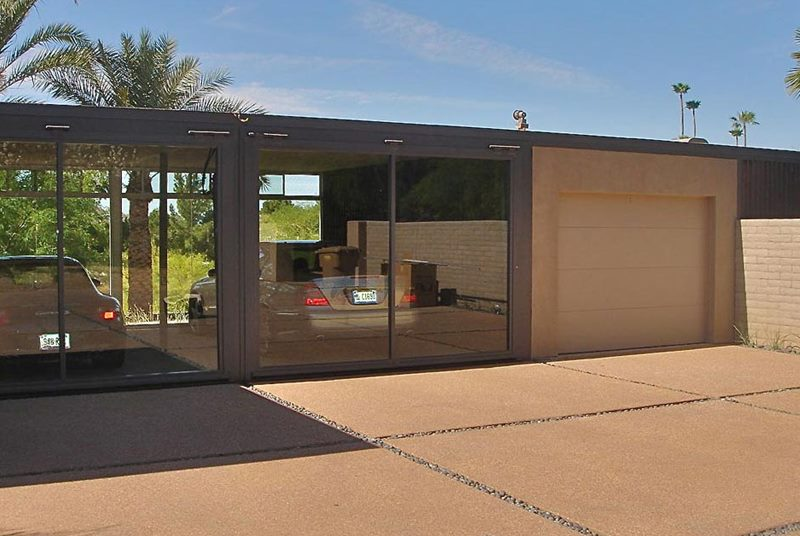 hydroswing glass garage doors arizona custom car garage
