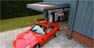 hydroswing uk europe brick anti ram hydraulic door ferrari